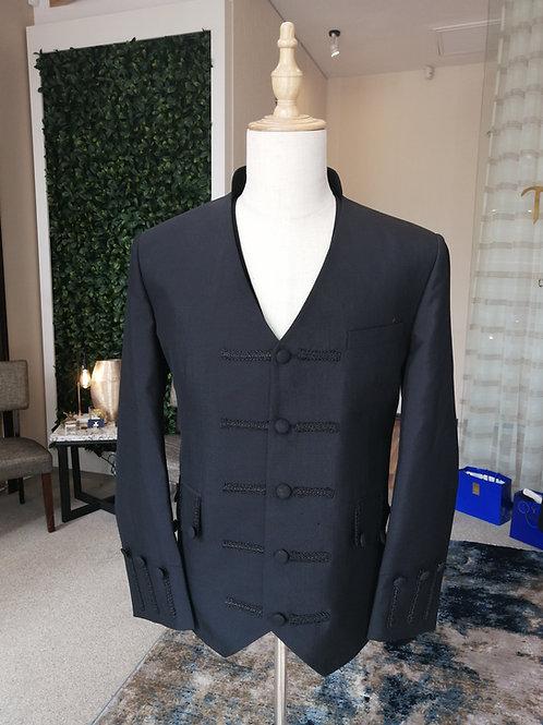 Senior Counsel Court Jacket (Exclusive Italian Silk)