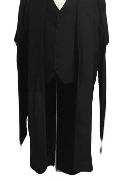 Senior Counsel Court Gown (Wool)