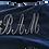 Thumbnail: Blue Counsel Bag Velvet