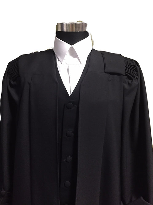 Junior Counsel Gown wool