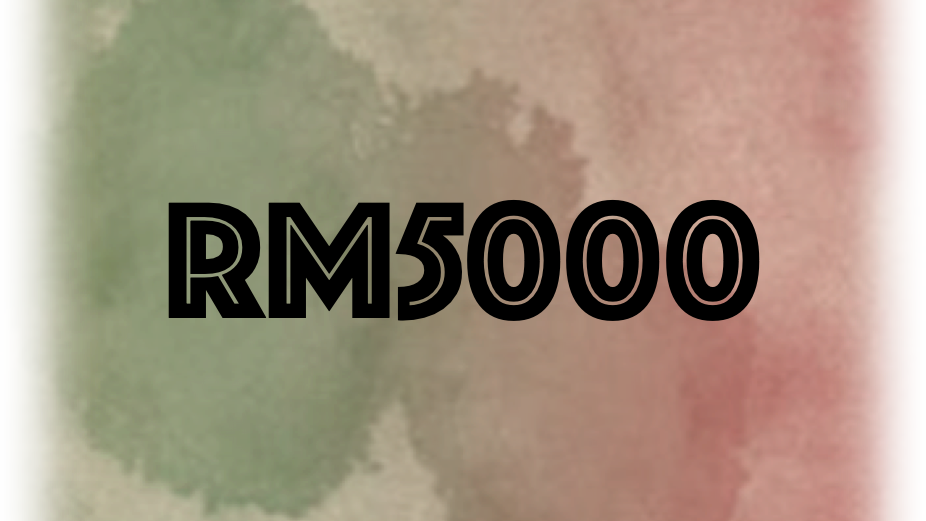 Support RM 5,000