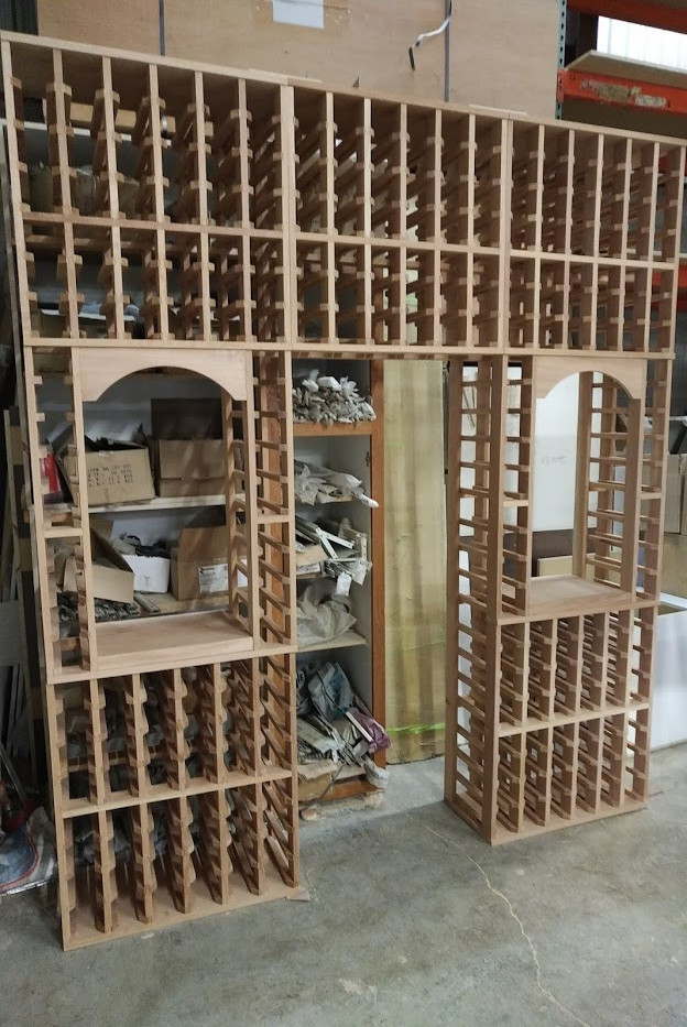 Wine cellar project