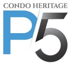 P5 White logo