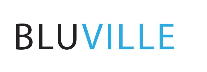 Bluville logo