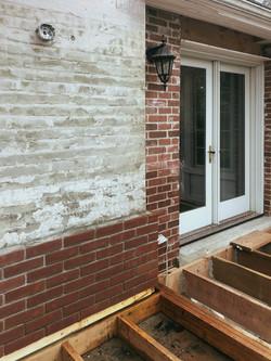 Balcony build