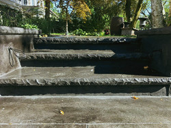 Front yard remodeling