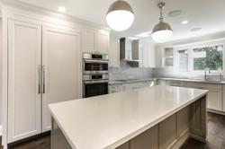 White Kitchen Project