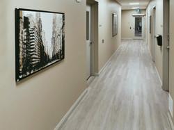 Condo common spaces  renovation