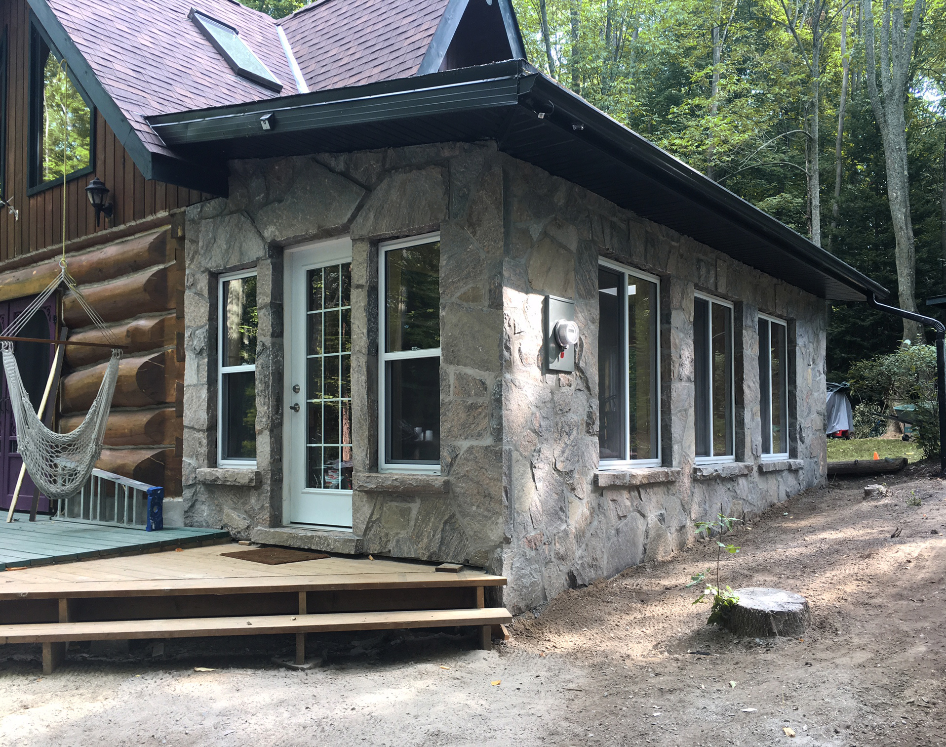 Cottage Rebuild