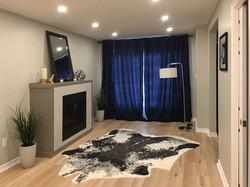 Living Room Renovation Project