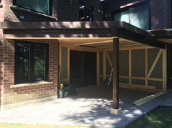 Patio and Deck Build