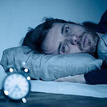 Image de trouble du sommeil - Problèmes pour dormir: retrouver le sommeil avec la Sophrologie ou l'hypnose et Marion Lyon Sophrologue Lyon 7 et Lyon 3 - professionnelle du bien-être