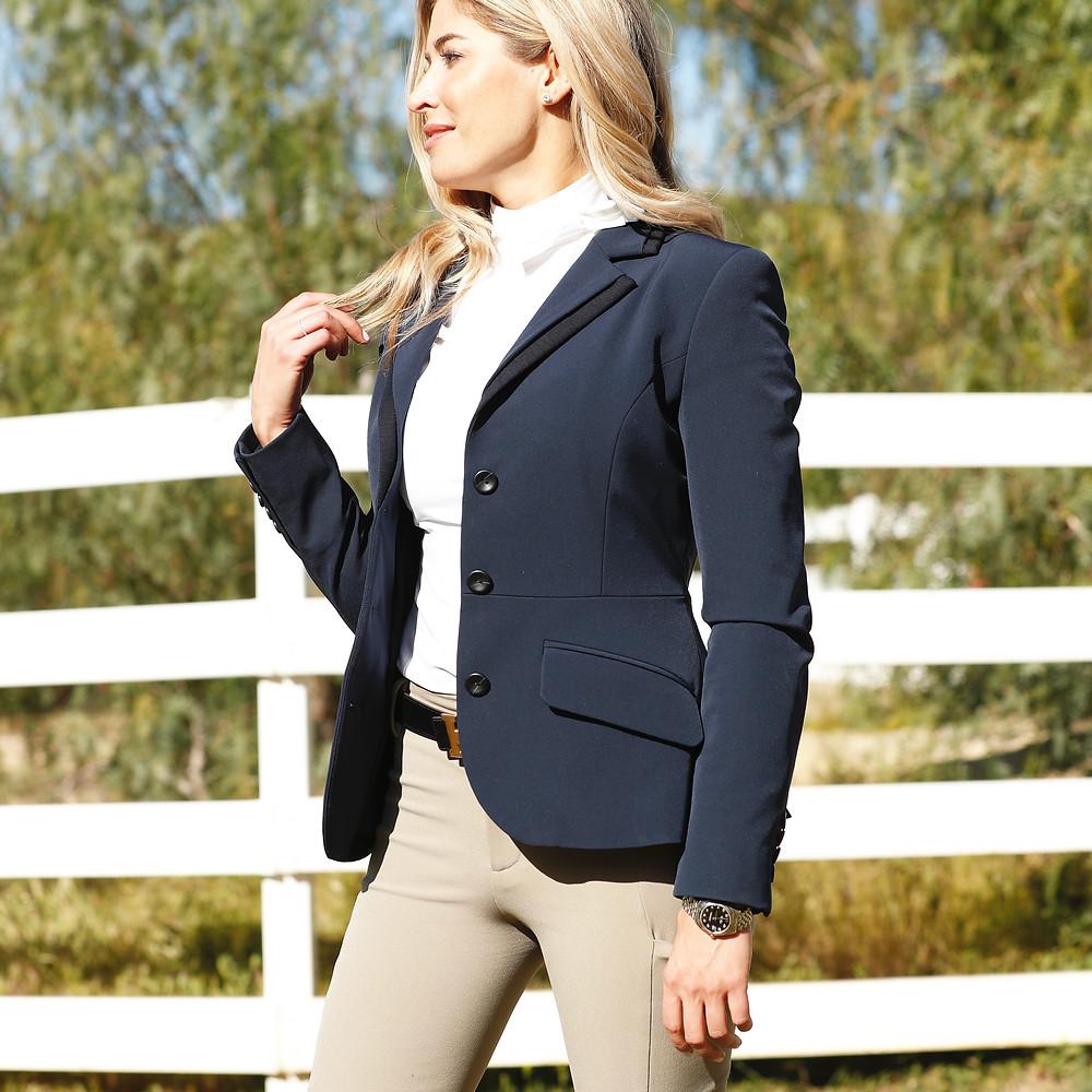 F.WORDS Gear Flaunt Show Jacket Equestrian Apparel Life Equestrian