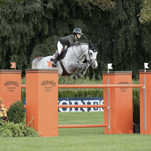 An inside look with Hermès Rider: Caitlyn Connors