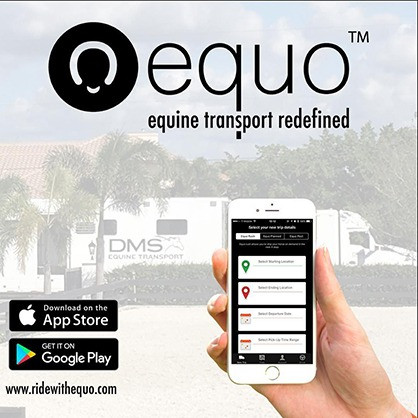 Need to move your horse? There's an app for it!