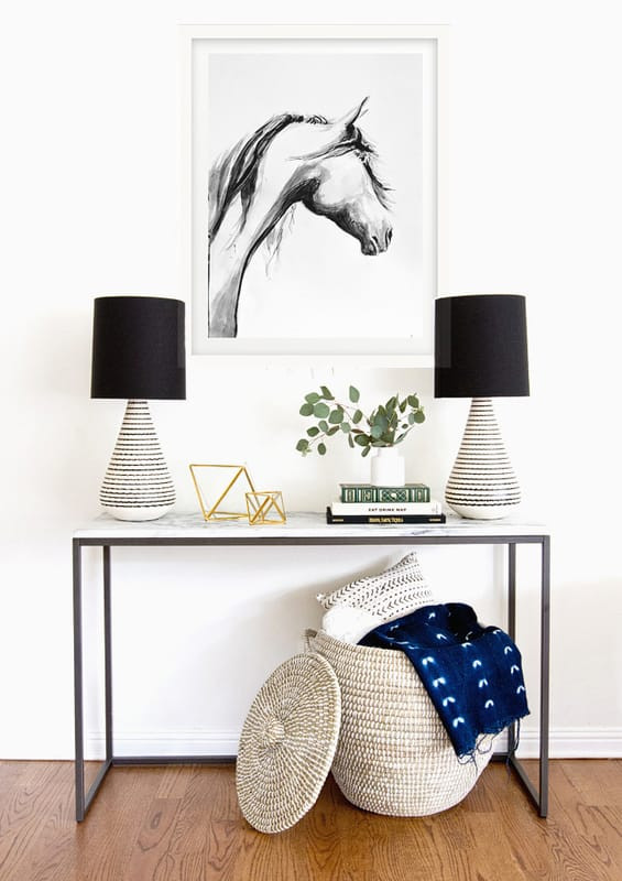 Bettina Norton Artist and Life Equestrian