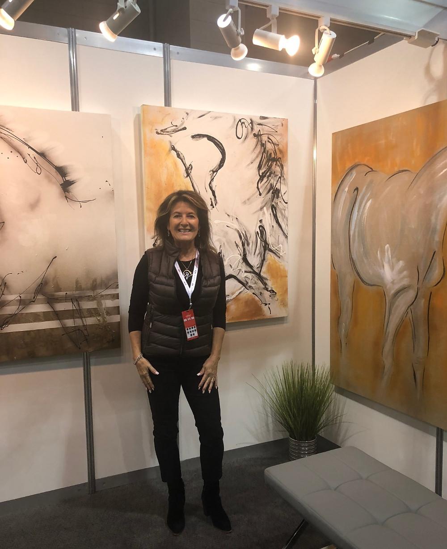 Donna Bernstein Fine Art, Longines New York Masters Life Equestrian