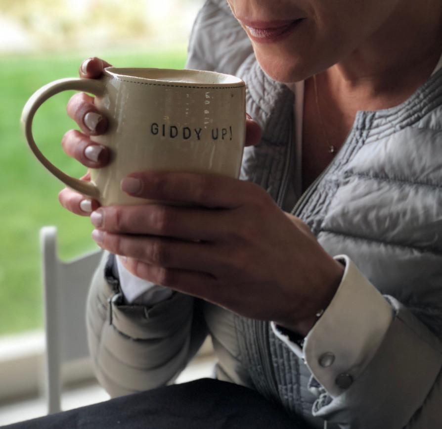 Mare Goods Mug: Giddy Up Life Equestrian