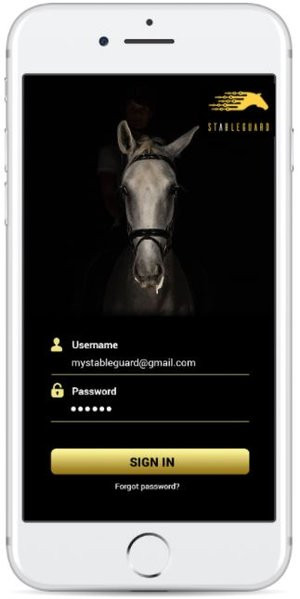 Artificial intelligence has entered the horse world!Stablegaurd Camera monitoring system for your b