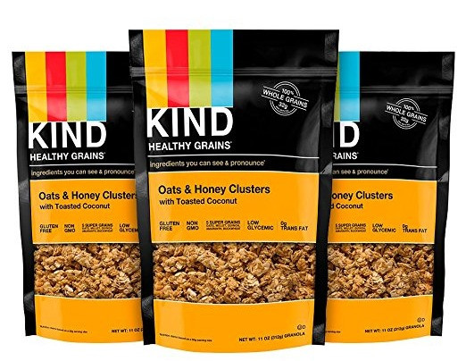 Kind Granola and Kind Bar Amazon Prime Life Equestrian