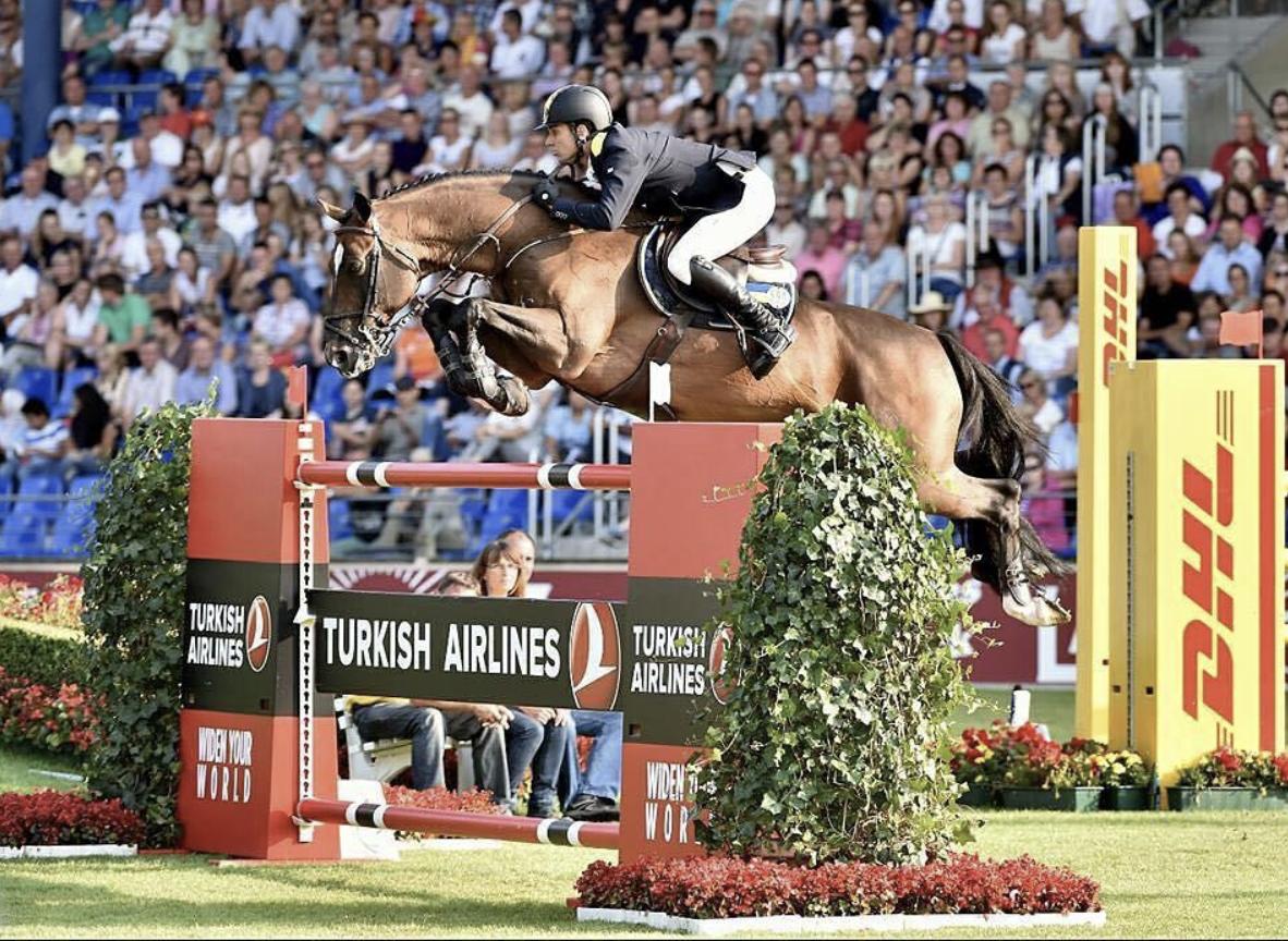 Cassio Jumping 2