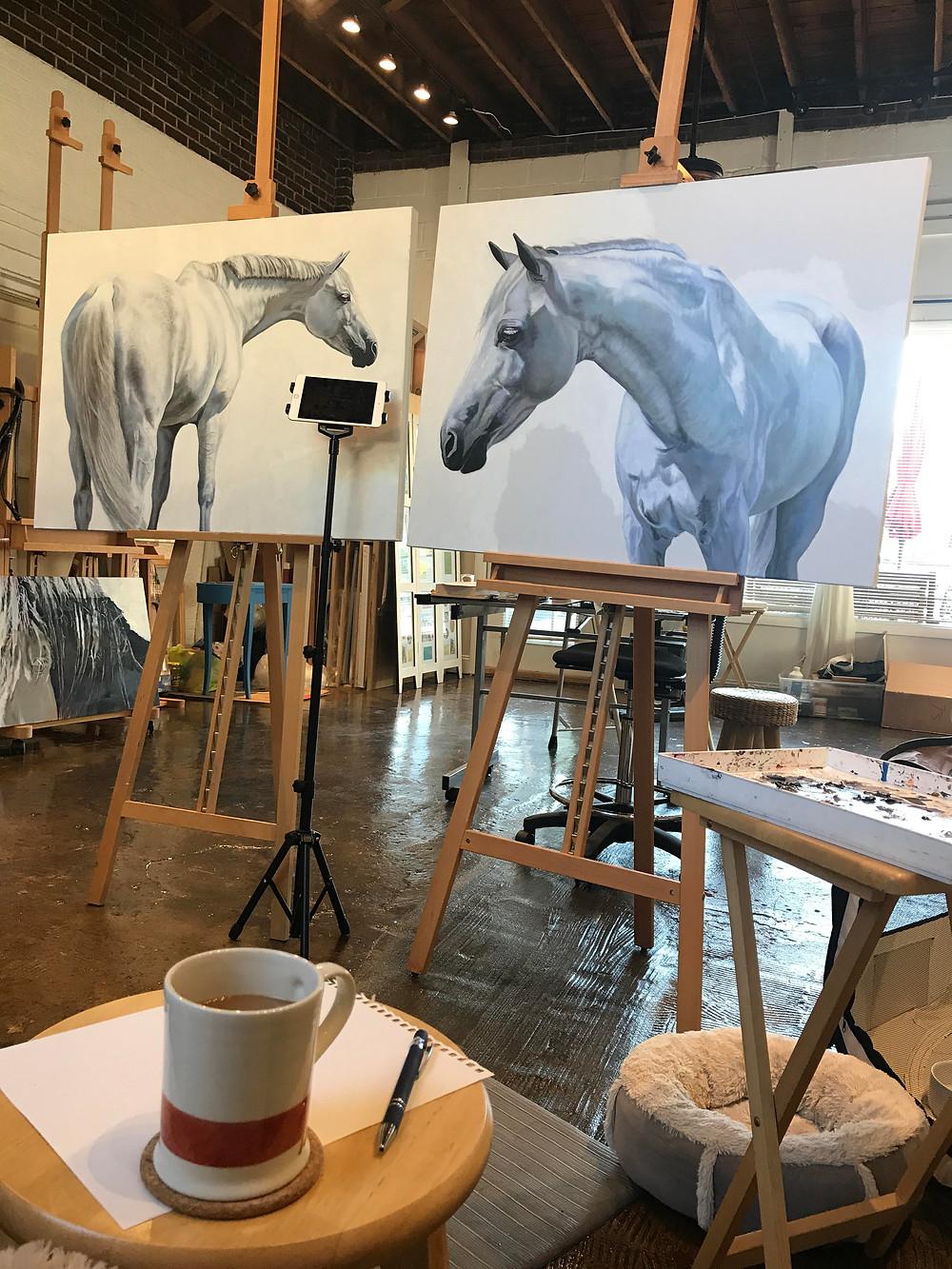 Julie Ferris and Life Equestrian