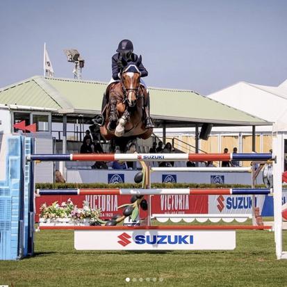 Rider Highlight with British Equestrian Scarlett Charles