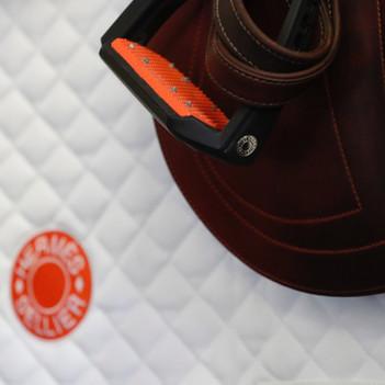 Hermès Soft Up Pro Stirrup | Free Jump Partnership