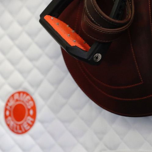 Hermès Soft Up Pro Stirrup | Free Jump Partnership