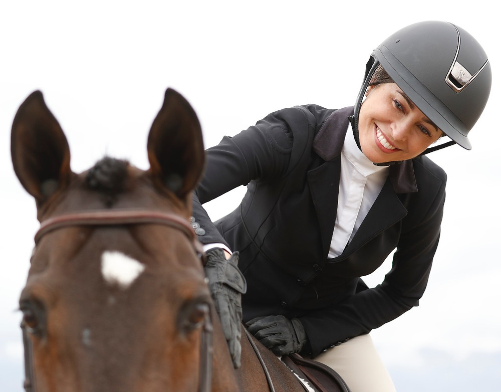 The Tried Equestrian Show Jacket With Life Equestrian