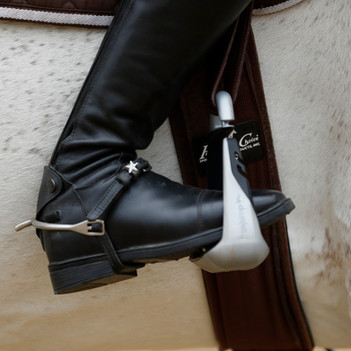 Freejump Stirrups | Innovatively designed for safety
