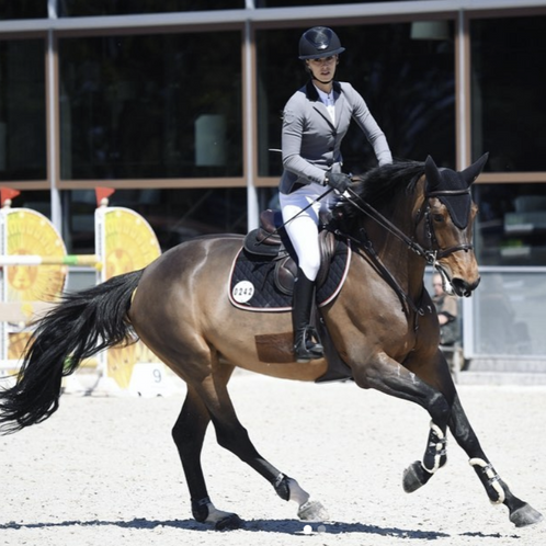An inside look with Molly Hay, joining Neil Jones Eq Team