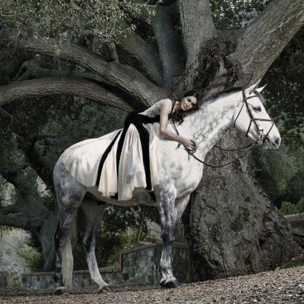 Dalia Macphee for Life Equestrian