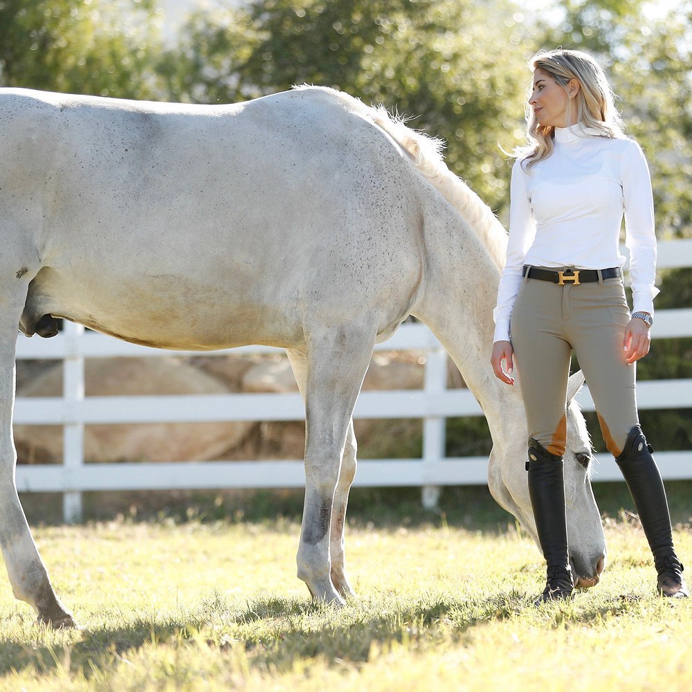 F.WORDS Gear by Life Equestrian Breeches, Show Shirt riding apparel