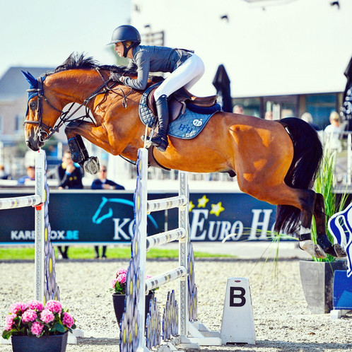 An inside look with US Nation's Cup rider: Alise Oken