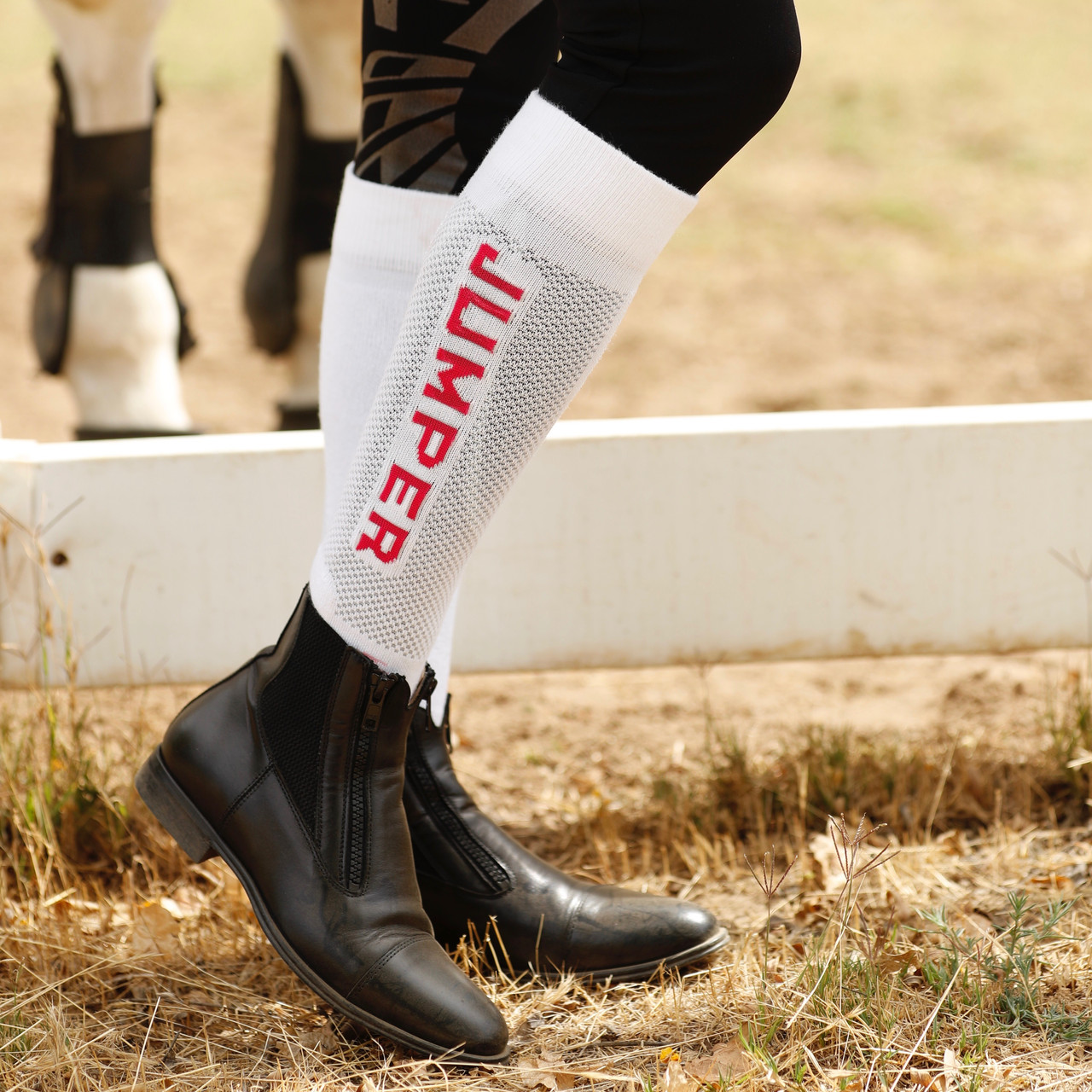 Foot Huggies for Life equestrian
