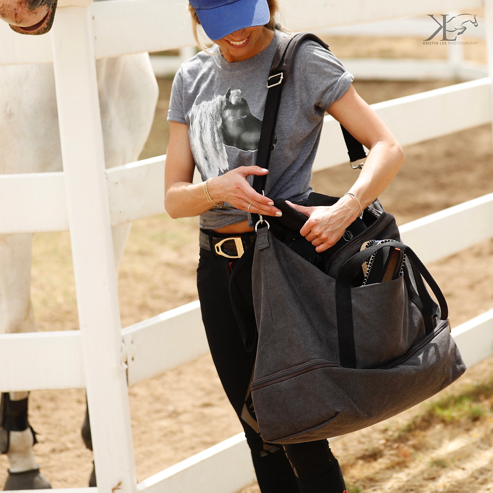 Lo And Sons Catalina Deluxe Small Weekend Bag Life Equestrian Review