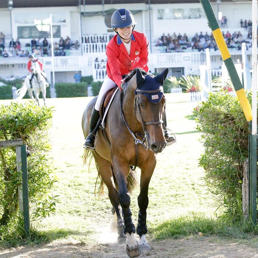 Alise Oken Rider Highlight for Life Equestrian