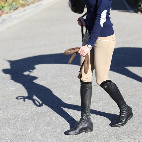 The Parlanti tall boot..why settle for anything but style AND comfort