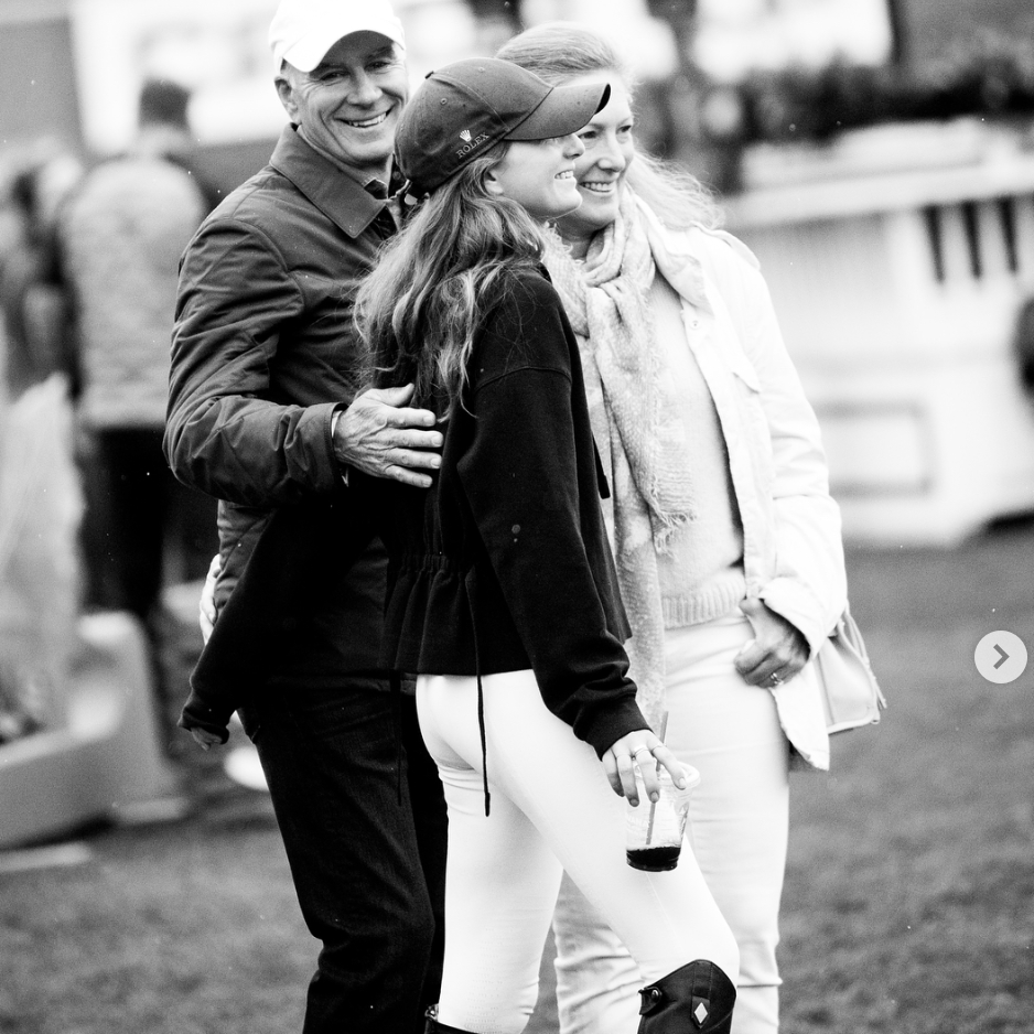 Lucy Deslauriers for Life Equestrian