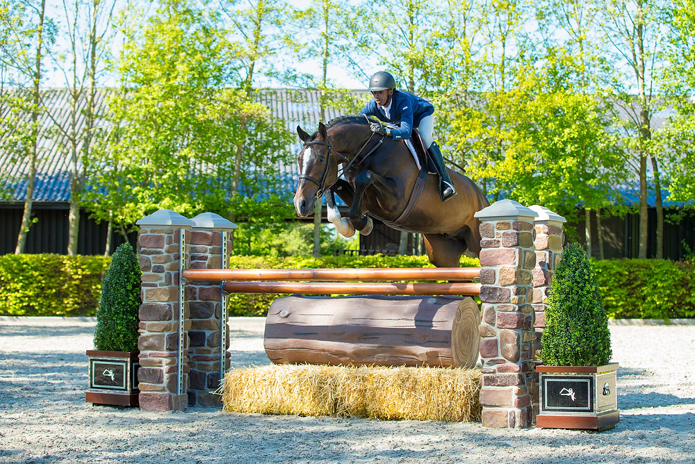Abdissa Van Der Kamp and Stal Wilten for Life Equestrian