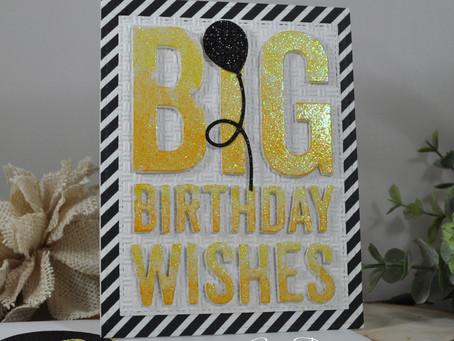 Big Birthday Wishes Wade