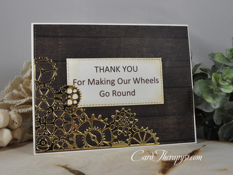 Thanks for Making Our Wheels Go Round