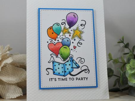 Rainbow Party Box
