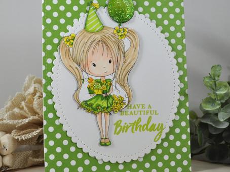 Have a Beautiful Birthday Rachel