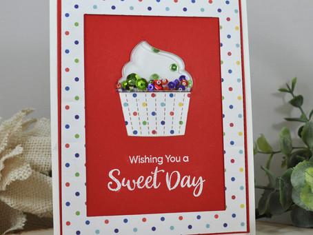 Wishing You a Sweet Day Shaker