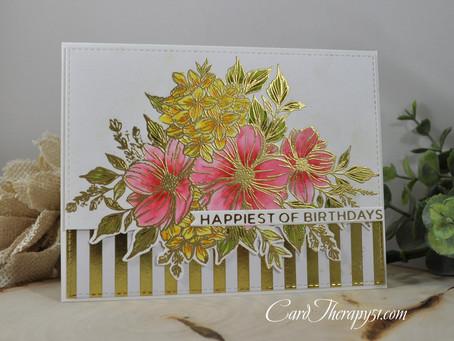 Happiest of Birthdays Bouquet