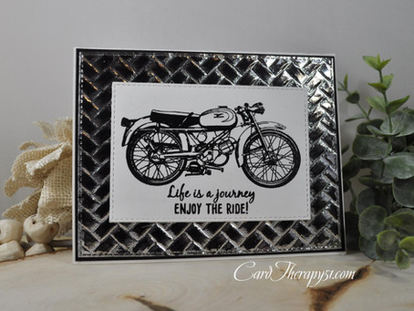 Vintage Motorcycle Life is a Journey
