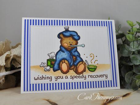 Sick Little Bear Speedy Recovery