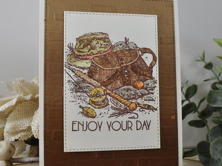 Enjoy Your Day Angler